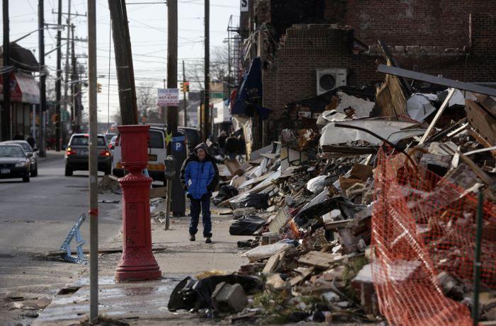 Hurricane Sandy: 80 Days Later (26 pics)