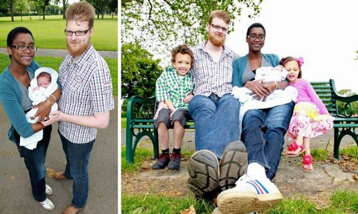 The Tallest Parents in the World (7 pics)
