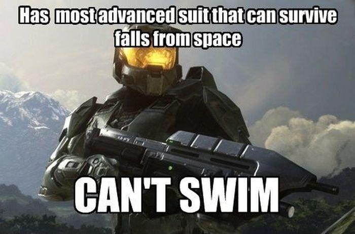 Video Game Logic. Part 2 (44 pics)