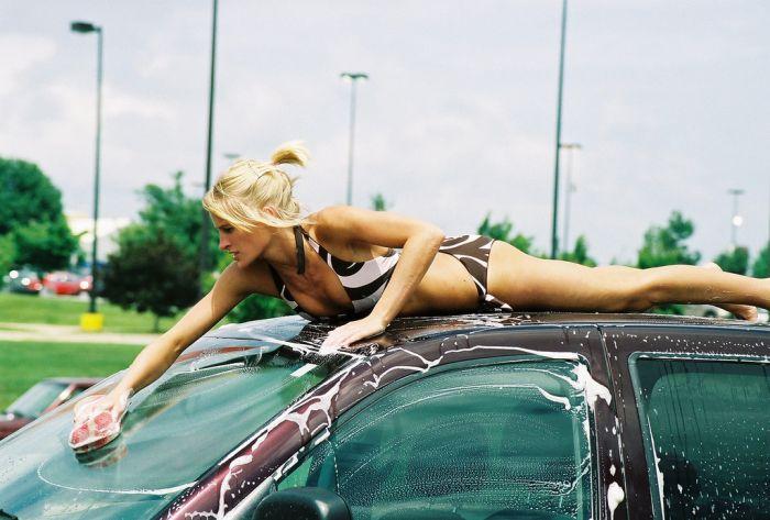Bikini Carwash (81 pics)