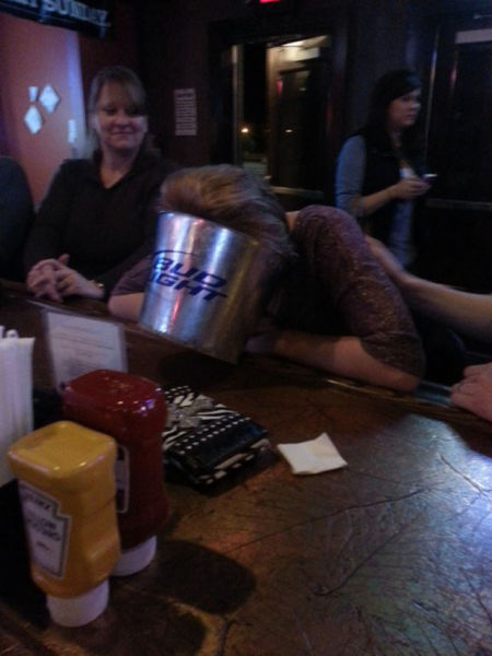 Funny Drunk People (55 pics)
