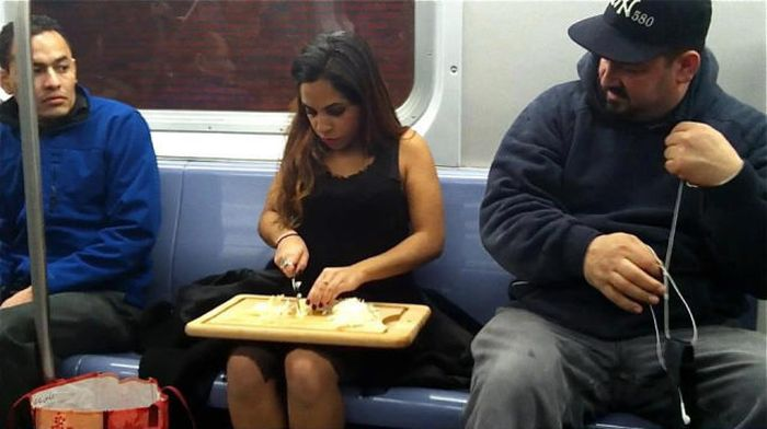 Public Transport Pictures (39 pics)