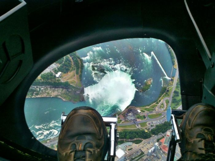 Photos Taken by a Helicopter Pilot (59 pics)