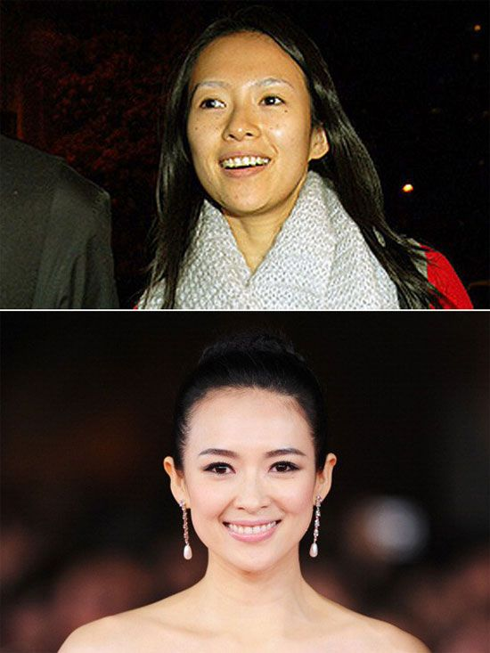 Hong Kong and Chinese Actresses Without Makeup (16 pics)