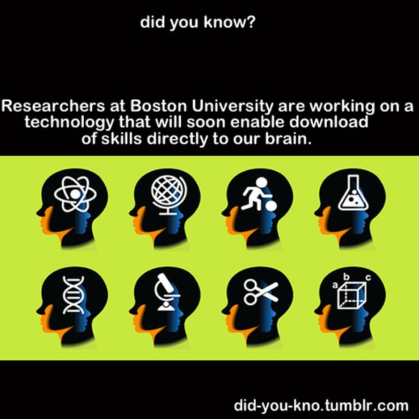 Did You Know (50 pics)