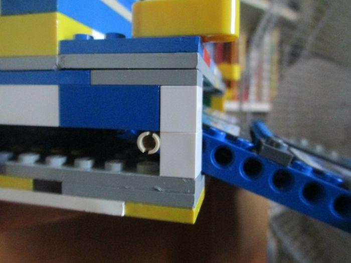 Lego Nintendo DS case (14 pics)