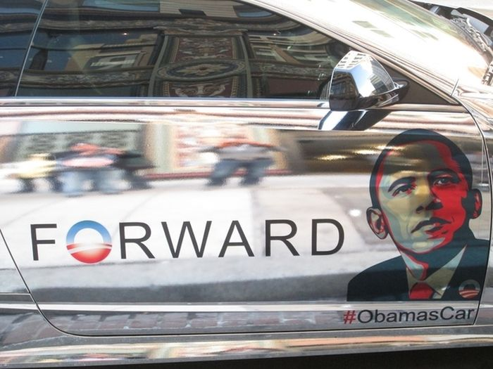 ObamaCar (9 pics)