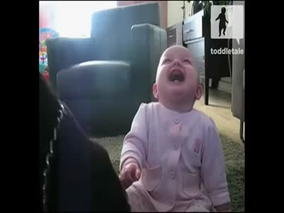 Funniest Baby Laugh That I Ever Heard