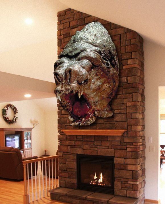 Star Wars Taxidermy (3 pics)