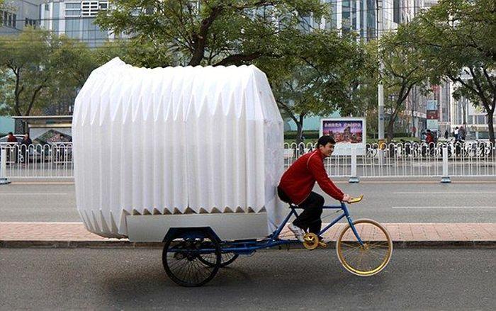 Bike House (9 pics)