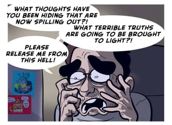 The Irony of Paranoia (13 pics)