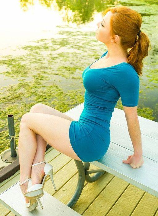 Сute Redheads (41 pics)