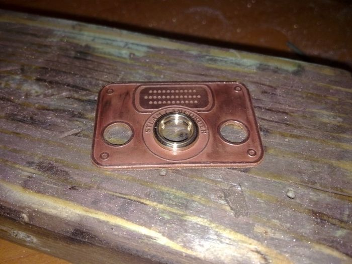 Brass and Copper Phone (75 pics)
