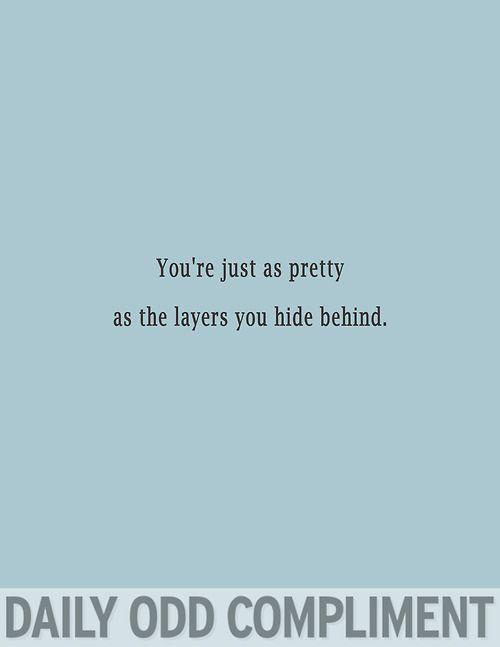 Odd Compliments (68 pics)