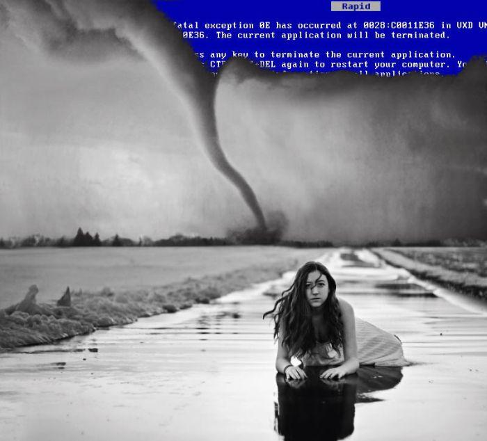 Photoshopped Girl (48 pics)