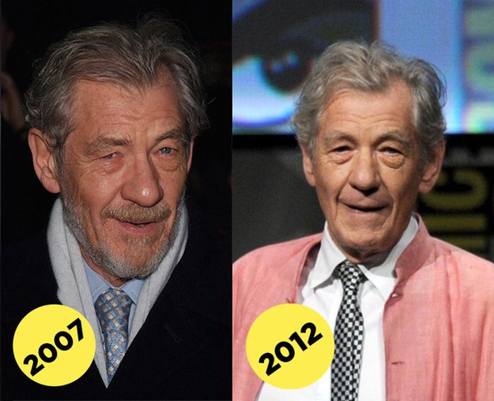 Celebrities Who Never Age (17 pics)