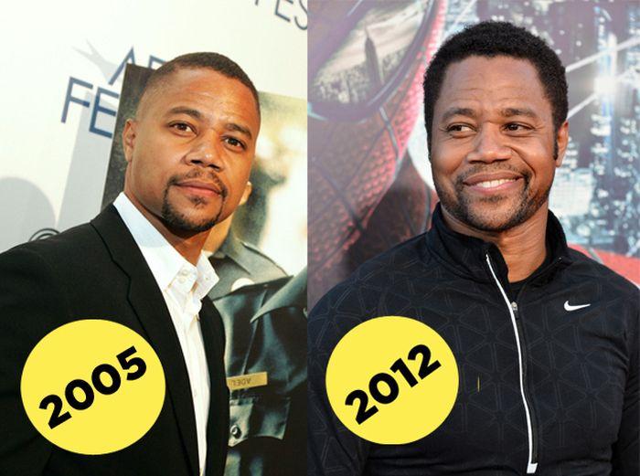 Celebrities Who Never Age (17 pics)