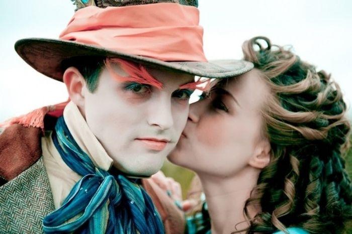 Wonderland Wedding Photos (14 pics)