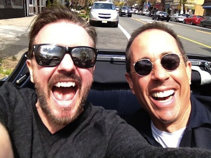 Famous People Hanging Out Together. Part 10 (40 pics)