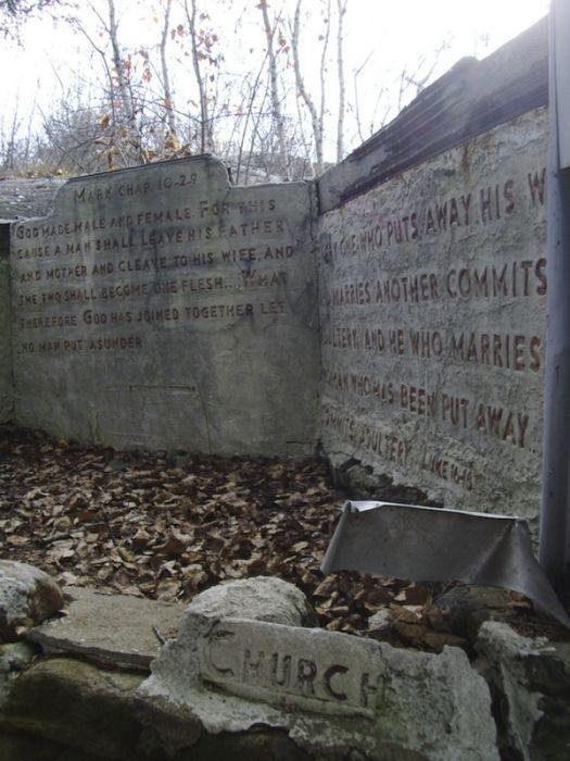 Abandoned Bible Theme Park (29 pics)