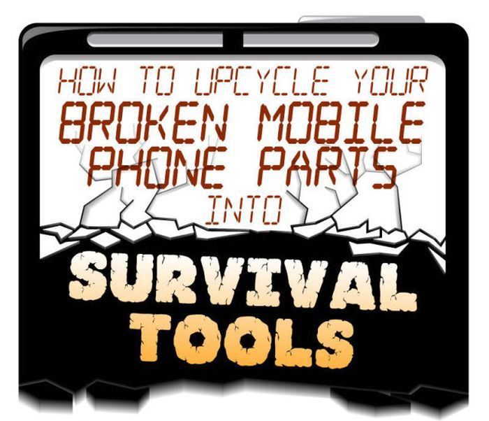 Using Cell Phone as a Real Survival Kit