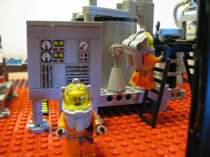 'Breaking Bad' in Lego (16 pics)