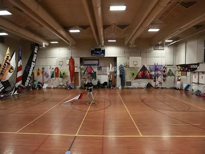 Awesome Indoor Unlimited Competition