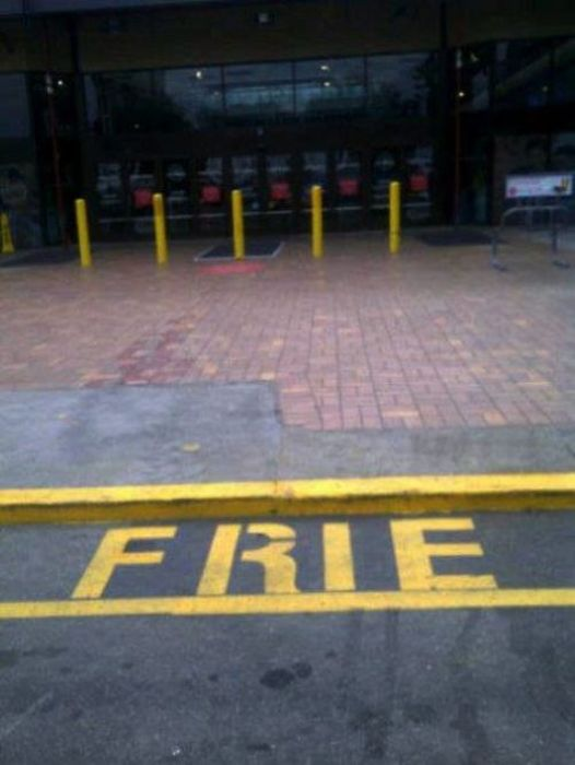 WTF Signs. Part 25 (30 pics)