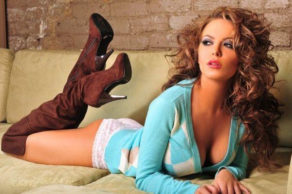 Sexy Girl Cassie (25 pics)