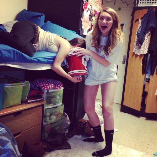 I Miss College. Part 4 (57 pics)