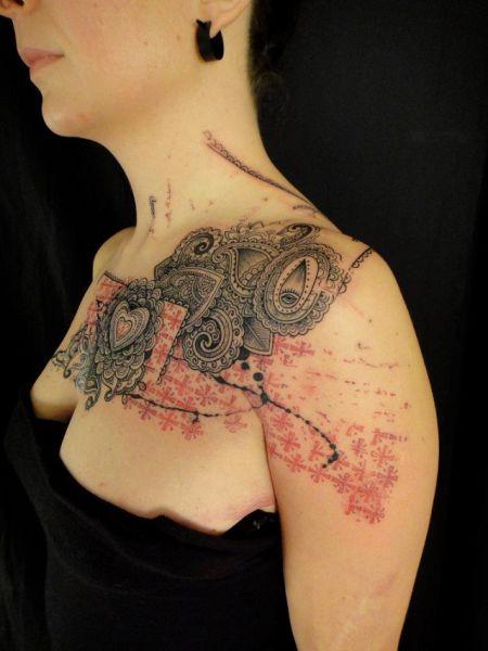 Very Cool Tattoos (29 pics)