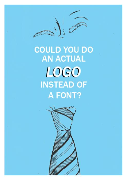 Designer Makes Funny Posters Out of Client Comments (51 pics)