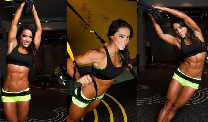 Girls with Very Fit Bodies (53 pics)