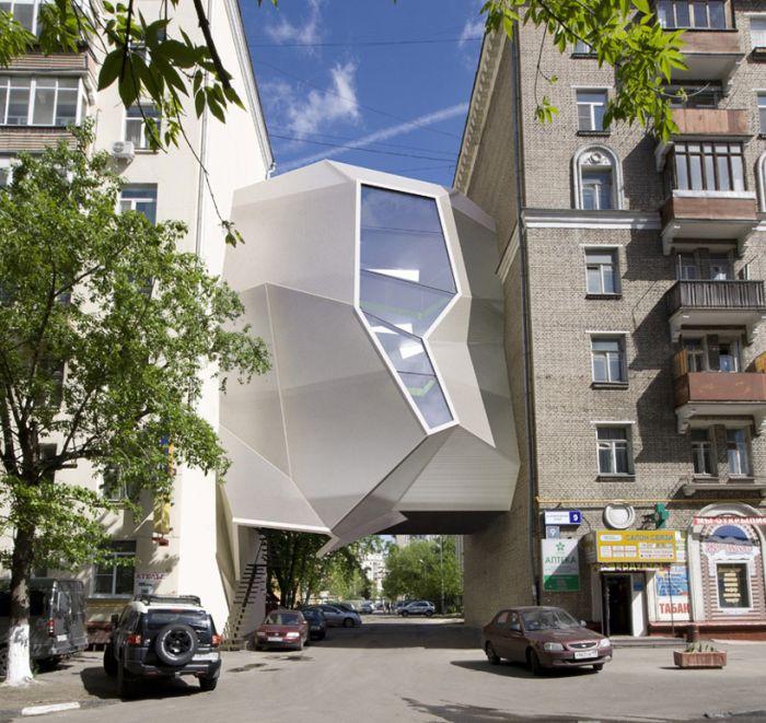 Skinny Buildings (28 pics)