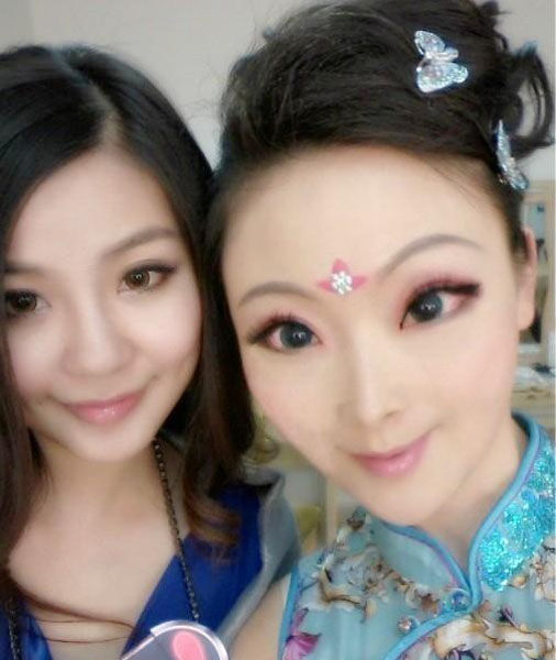 Real-Life Doll from Asia (40 pics)