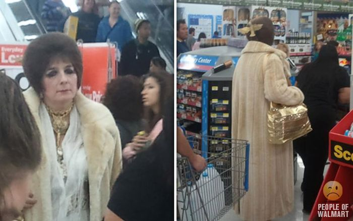 People of WalMart. Part 19 (66 pics)