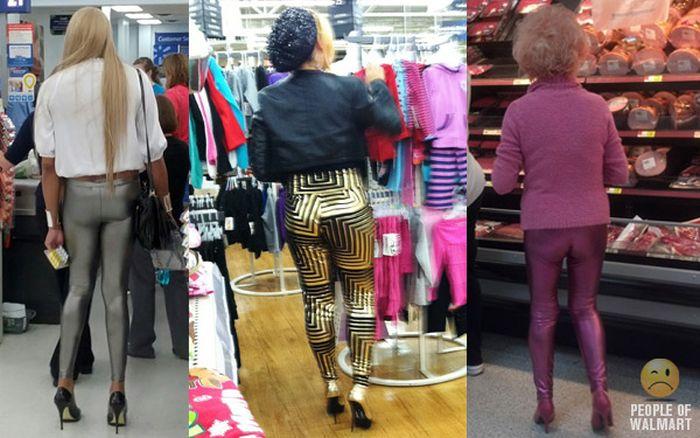 People of WalMart. Part 19 (66 pics)