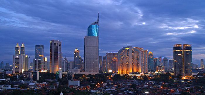The Largest Cities in the World (10 pics)