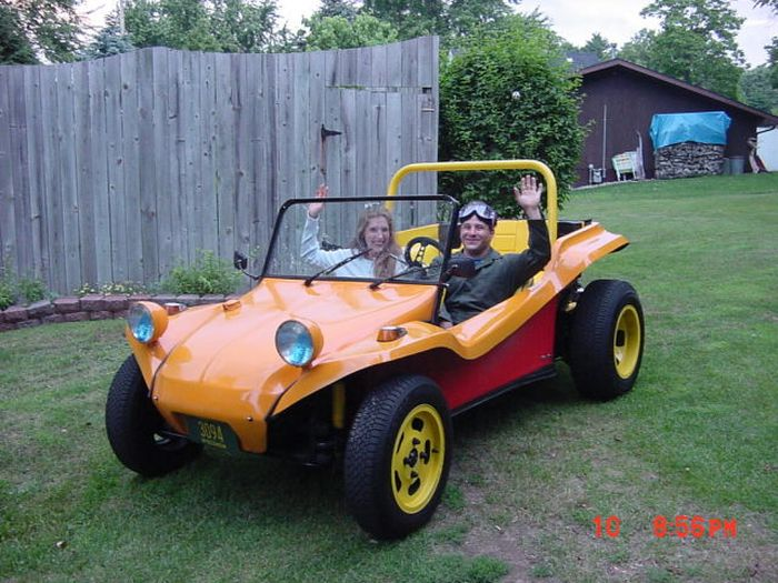 Fictional Vehicles IRL (24 pics)