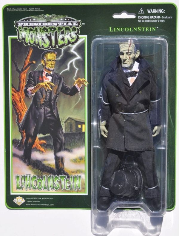 Presidential Monsters (7 pics)