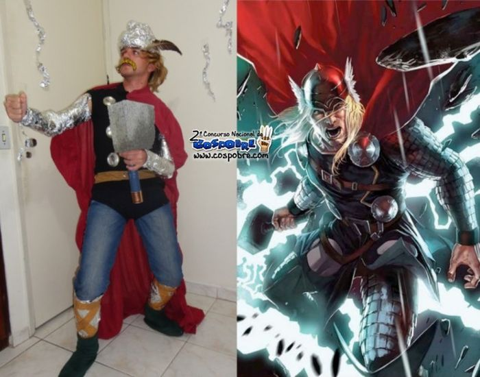 increibles cosplay