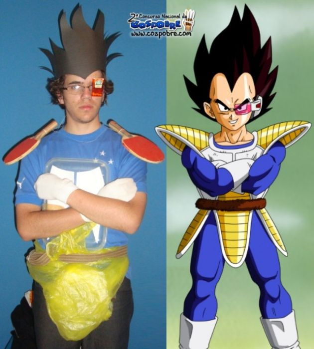 Hilarious Home Made Cosplay Costumes (45 pics)