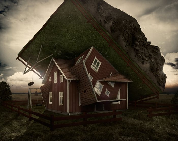 Surreal Photos by Erik Johansson (52 pics)