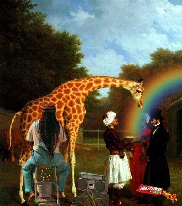 Photoshopped Painting (40 pics)