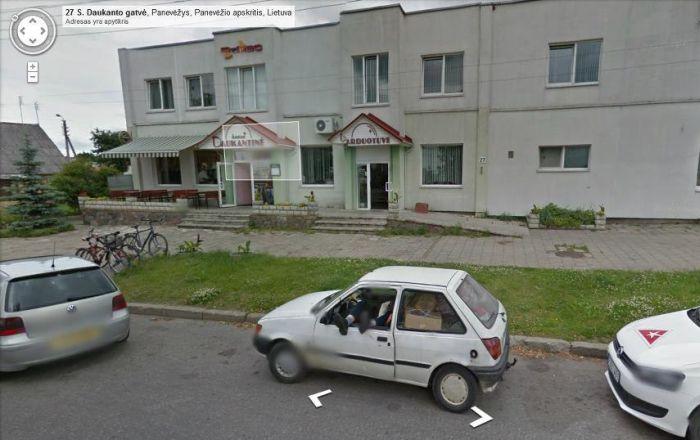 Google Street View Lithuania (47 pics)