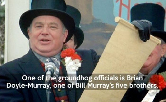 Interesting Groundhog Day Facts (15 pics)