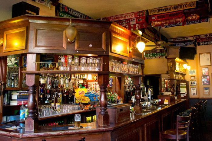 London Fan Pubs (45 pics)