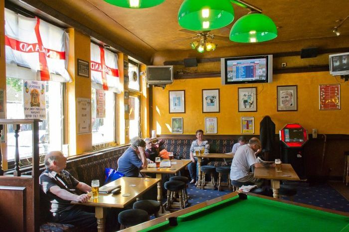 London Fan Pubs (45 pics)
