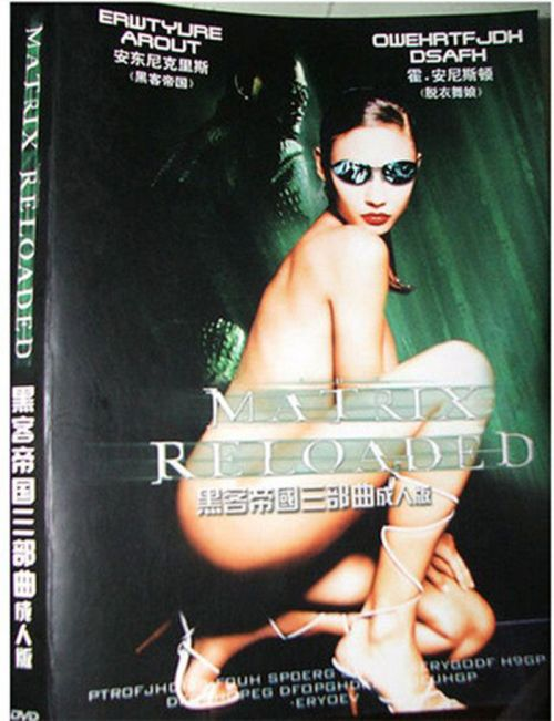 DVD Covers Made by Chinese Movie Pirates (14 pics)