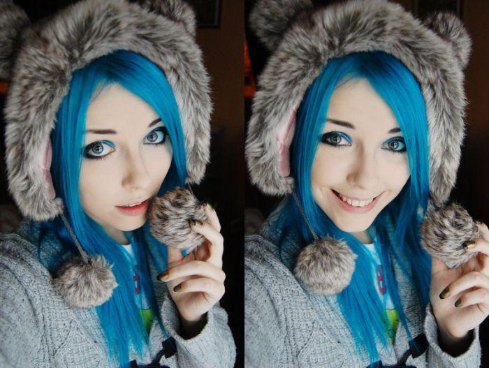 Random Cute Girls. Part 2 (54 pics)